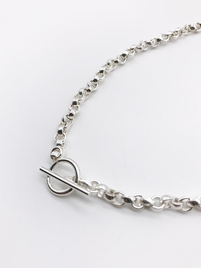 【Nina&Jules】Chain Necklace