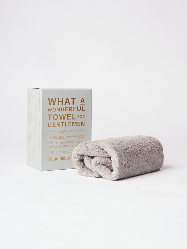 【THE】THE FACE TOWEL